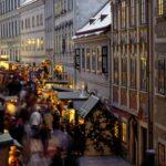 Виена вече се превръща в коледна приказка