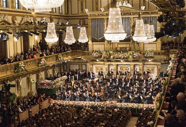 Новогодишният концерт на Виенската филхармония ще зарадва публиката с нови елементи в програмата