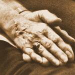 ръце, любов