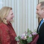 Австрийската външна министърка Карин Кнайсъл посети България