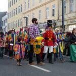 50 години карнавално шествие в Мьодлинг