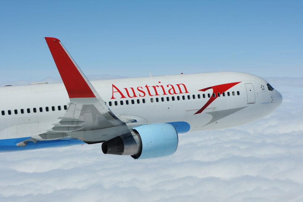 Austrian Airlines увеличава броя на полетите до България