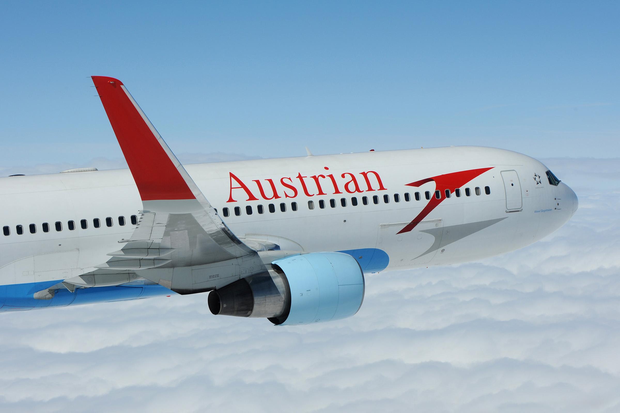 От 15 юни Austrian Airlines възобновява полетите до София и Варна