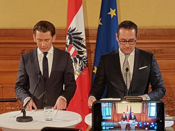 """""""Австрия не е Унгария"""", или колко лесно (и рисковано) е да работиш с крайната десница"""