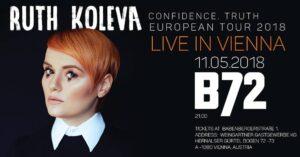 Рут Колева е готова да завладее публиката във Виена