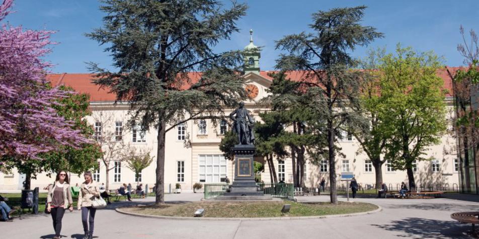 Виена за ценители: Тематична разходка с екскурзовод из Старата обща болница (Altes AKH)