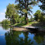 Гензехойфел, остров на Дунава, Виена