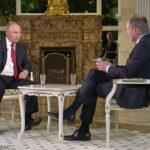 Путин във Виена – свободна журналистика и газ
