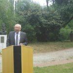 Българите в Австрия почетоха 142-та годишнина от смъртта на поета-революционер Христо Ботев