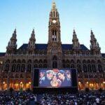 Филмовият фестивал пред виенското кметство предлага богата културна програма за лятото