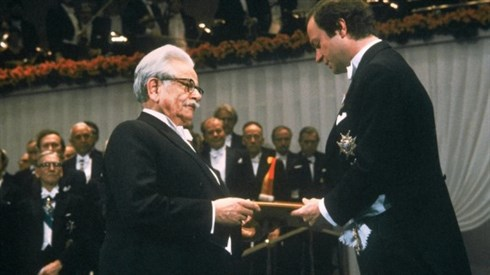 Елиас Канети, Нобелова награда за литература