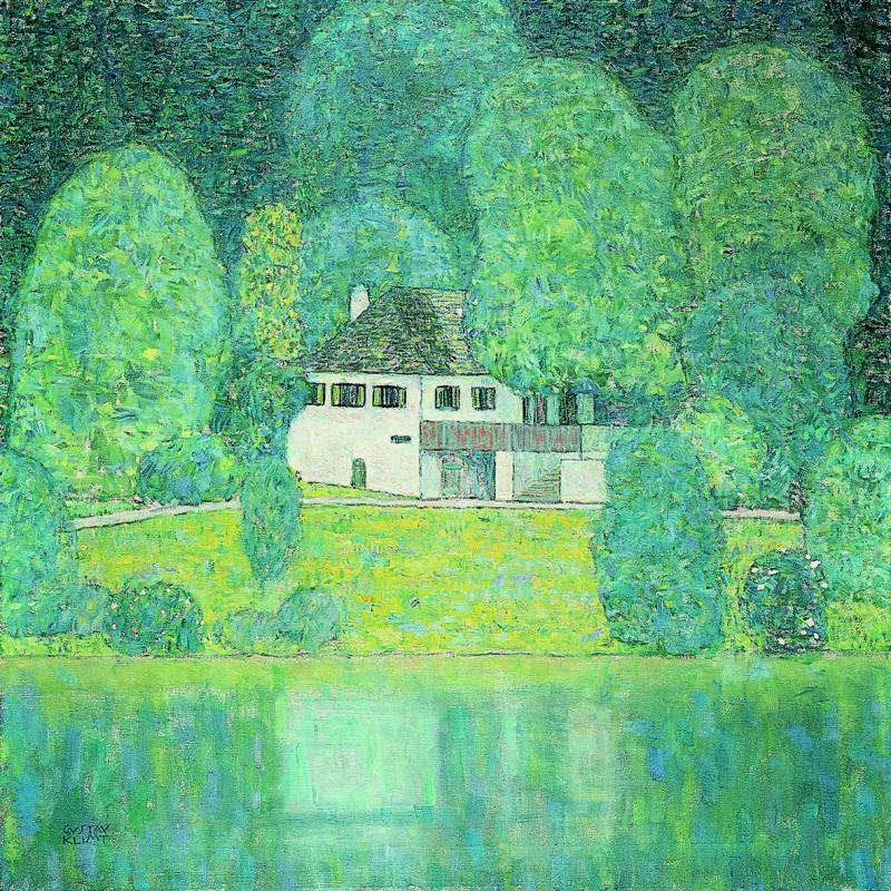 Пейзаж на Климт