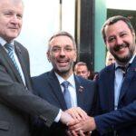 """Кикъл, Зеехофер и Салвини се разбраха за """"сътрудничество на активните"""" на среща в Инсбрук"""