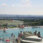 открит басейн във Виена, 19-и район