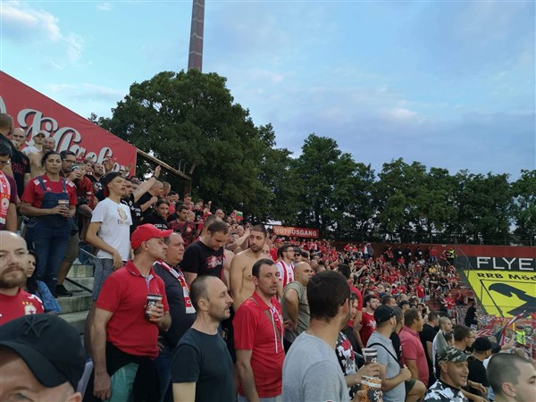 ЦСКА срещу Адмира в Австрия