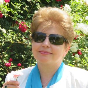 Анжела Димчева, журналист, София