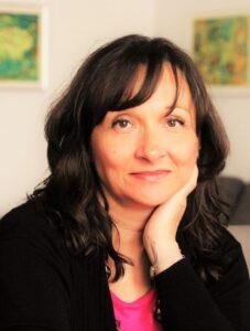 Катя Кремзер, поетеса, Виена