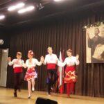 танцова група, българско училище във Виена