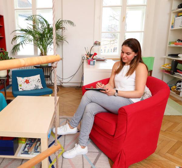 Маг.Евтимия Радева-Кулниг, психотерапевт с българки език в Австрия