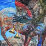 Пътуване в безкрая чрез картините на Анастас Константинов