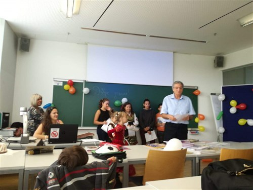 българско училище в Линц