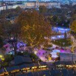 Виена е коледната столица на Европа