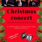 Коледен концерт с Мария Рамълчанова (цигулка) и Мартин Иванов (пиано)