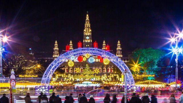 Wiener-Weihnachtstraum