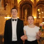 Танцова двойка със синдрома на Даун е сред дебютантите, откриващи Оперния бал във Виена