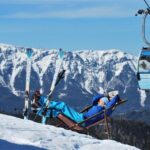 На ски около Виена