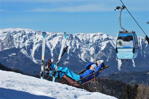 ски в Австрия, Земеринг