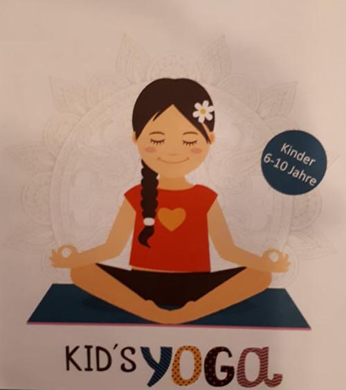 йога за деца във Виена
