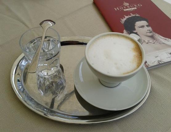 Irena Petrova_Kaffee Hofburg