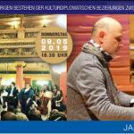 Джаз концерт на проф.Симеон Щерев (флейта) и Антони Дончев (пиано)