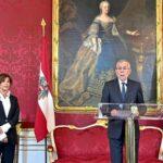 Бригите Биерлайн – за първи път жена е начело на правителство в Австрия