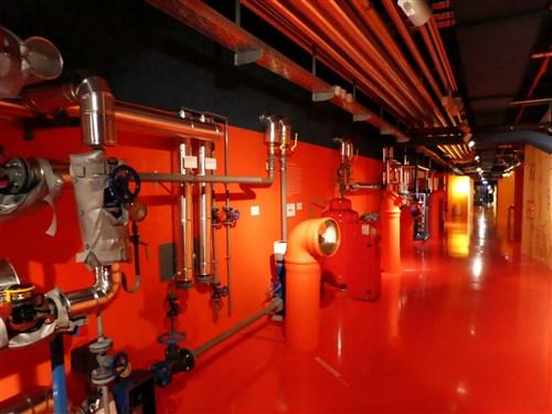 Музей на топлофикацията, Виена