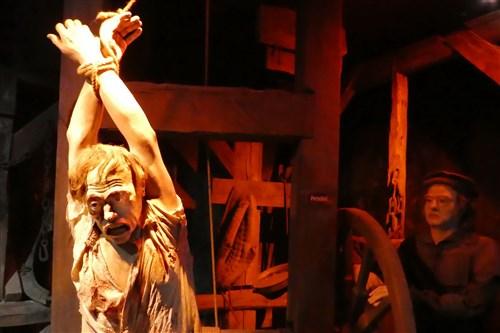 Музей на изтезанията и мъченията, Виена