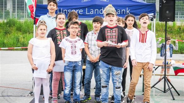 българи в Инсбрук, 24 май в Инсбрук