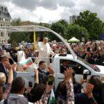 посещение на папа Франциск в България