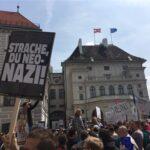 Австрия: Хиляди демонстрират пред канцлерството с искане за оставка на правителството