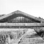 Творчеството на българската архитектка Стефка Георгиева е представено в изложбената зала на Рингтурм