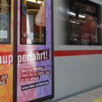 Четири влака на виенското метро ухаят на парфюм