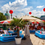 Wiener Linien превръща Карлсплац в летен оазис