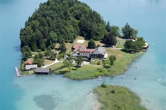 Факерзее, езеро в Австрия