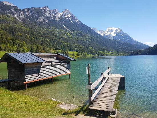 Miglena Delcheva1 Hintersteinersee, Going , Mai 2019