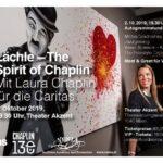 Благотворителна вечер посветена на 130-годишнината от рождението на Чарли Чаплин