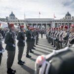 Представяне на войската, спортни инициативи и безплатни музеи на националния празник на Австрия на 26 октомври