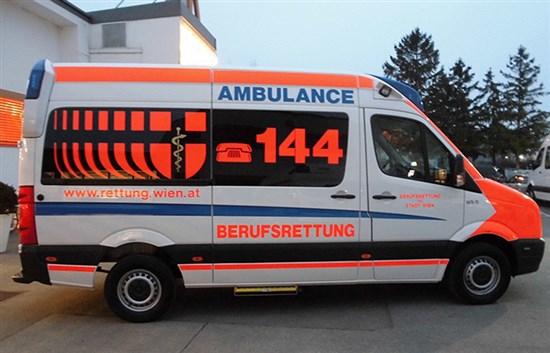 Бърза помощ във Виена