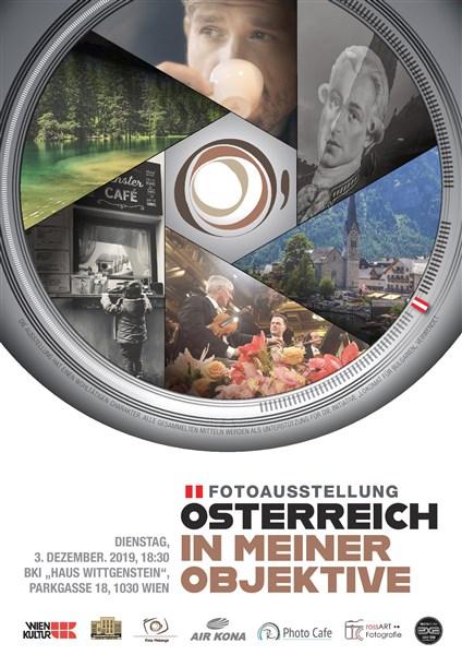 """Фото Меланж 3х3: Откриване на изложбата """"Австрия в моя обектив"""" в БКИ """"Дом Витгенщайн"""""""
