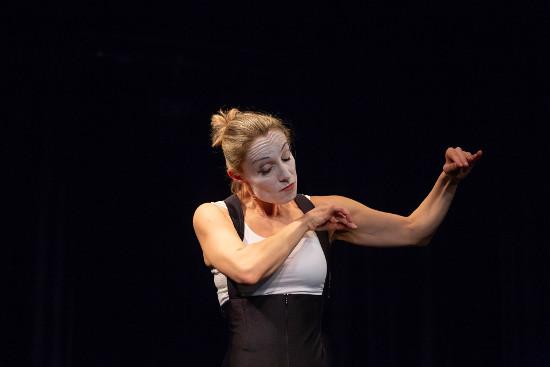 Мариана де Мео, пантомима